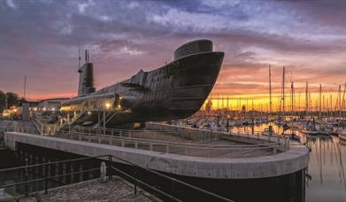 Image for Royal Navy Submarine Museum
