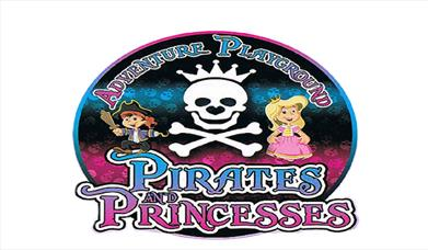 Pirates and Princesses' Logo