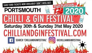 Portsmouth Chilli and Gin Festival