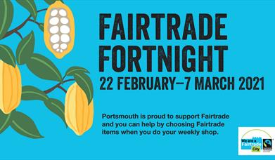 Flyer image for Fairtrade Fortnight 2021