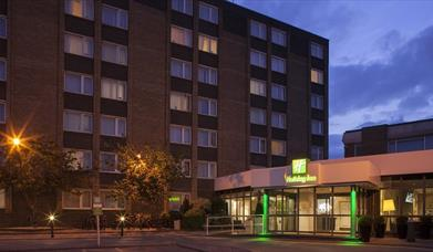 Holiday Inn Portsmouth external
