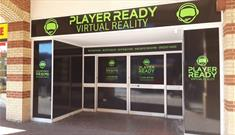 Player Ready Virtual Reality in Fratton