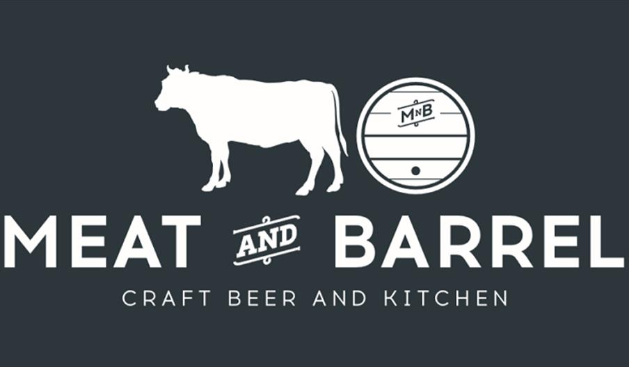Meat and Barrel logo