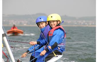 Portsmouth Watersports Centre, Children