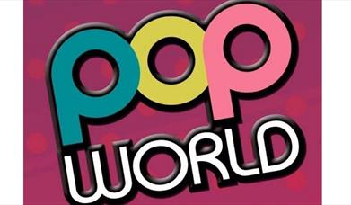 Popworld Portsmouth logo