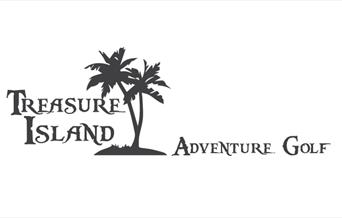 Treasure Island Adventure Golf logo