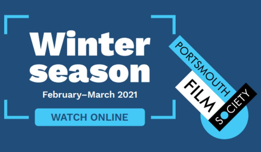 Logo graphic for Portsmouth Film Society's Winter Season