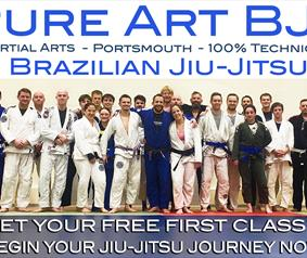 Pure Art BJJ in Portsmouth
