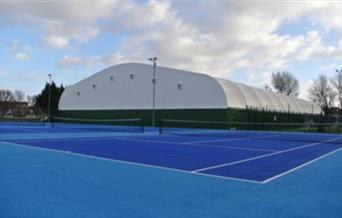 Portsmouth Tennis Centre Outdoor Court