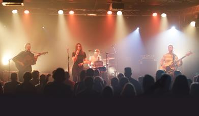 Wedgewood Rooms live show