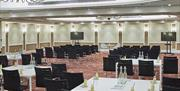Conference hall at Portsmouth Marriott