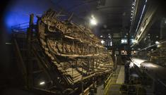 View of the Mary Rose