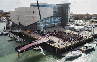 Emirates America's Cup World Series