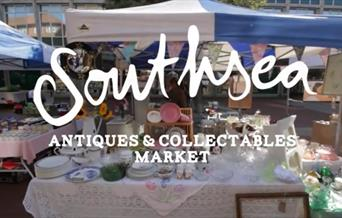 Still of Southsea Antiques & Collectable Market