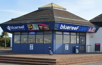 Blue Reef Aquarium Cafe