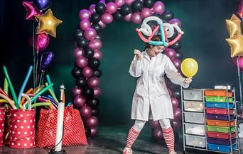 The Bonkers Balloon Science Show