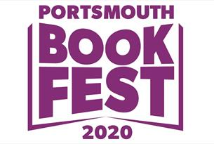 Portsmouth Bookfest logo