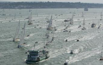 Image for Scenic Solent Cruises - Cowes Day Trip