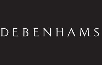 Debenhams logo - all rights Debenhams