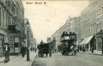 Photo of Baker Street
