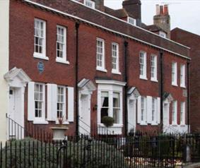 Image of Charles Dickens' Birthplace Museum