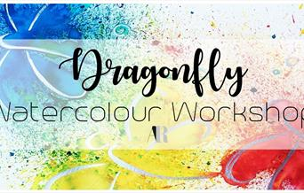 Dragonfly Modern Watercolour Workshop