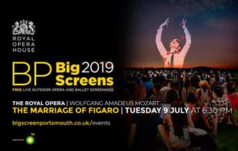 BP Big Screens 2019 - The Marriage of Figaro