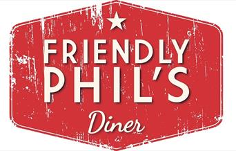 Logo for Friendly Phil's Diner