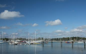 Image for Scenic Solent Cruises - Hamble River
