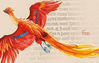 Harry Potter: The History of Magic - Copyright The British Library