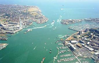 Historic Portsmouth Helicopter Tours