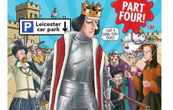 Horrible Histories: A Brand New Barmy Britain