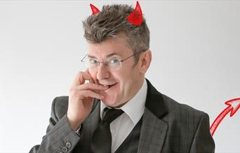 Image for Joe Pasquale - The Devil in Disguise