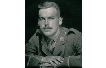 Photo of Kingsley in Uniform