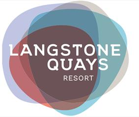 Langstone Quays Resort logo