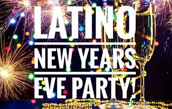 New Year's Eve Latino Party