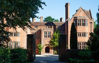 Image of the Manor House at New Place Hotel