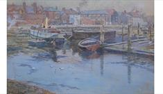 Looking towards Harbour Row, Gosport, Hampshire, c1900, Martin Snape.