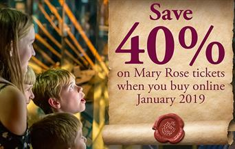 The Mary Rose January Online Sale