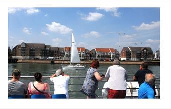 Image for Scenic Solent Cruises - Medina River Cream Tea