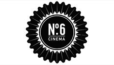 No 6 cinema logo
