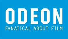 Odeon cinema Logo