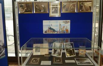 Dinosaurs, Fairies and Conan Doyle Exhibition Stand