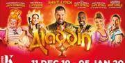 Kings Theatre pantomime for 2019 - Aladdin