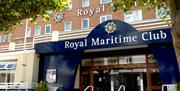 Royal Maritime Club - external