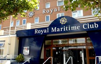Royal Maritime Club Exterior