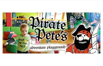 Pirate Pete's Logo