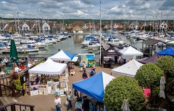 Image for: Port Solent Waterside Market