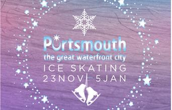 Portsmouth Ice Skating logo