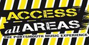 Access All Areas, The Portsmouth Music Experience poster
